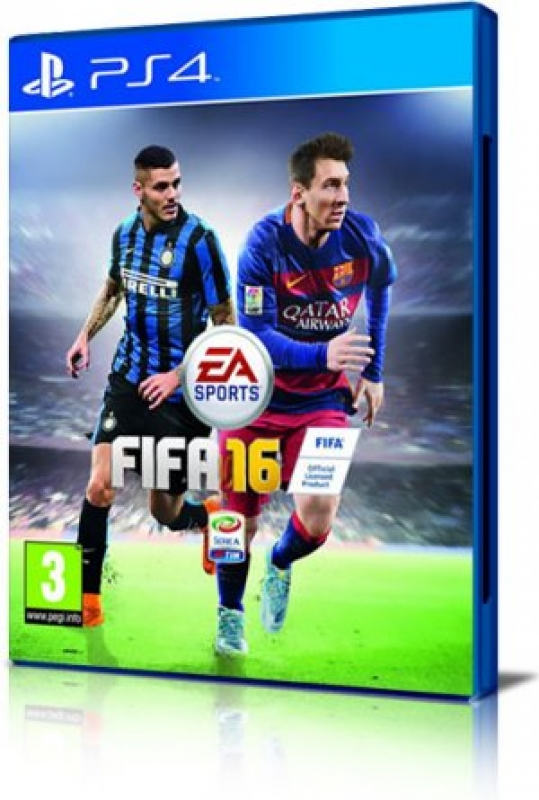 ps4 fifa 16 ps4 newwave games s r l. Black Bedroom Furniture Sets. Home Design Ideas
