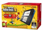 2DS BLU+NERO+ SUPER MARIO BROS 2