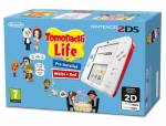 2DS ROSSO+BIANCO + TOMODACHI LIFE