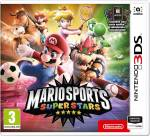 3DS MARIO SPORTS SUPERSTAR + 1 AMIBO CARD