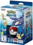 3DS POKEMON ZAFFIRO ALPHA STARTER PACK