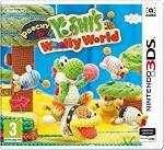 3DS POOCHY & YOSHI WOOLLY WORLD
