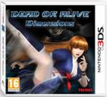 3DS DEAD OR ALIVE DIMENSIONS