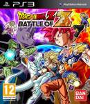 PS3 DRAGON BALL Z BATTLE OF Z
