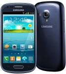 GALAXY S3 MINI VETRO BLUE I8190