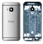 HTC ONE M9 BACK COVER SILVER