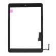 IPAD AIR TOUCH SCREEN + TASTO HOME NERO