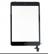 IPAD MINI TOUCH SCREEN+TASTO HOME NERO
