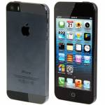 IPHONE 5S MODELLO ESPOSITIVO BLACK