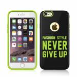 IPHONE 6 PLUS CASE FASHION STYLE BLACK B