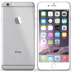 IPHONE 6 PLUS 16GB SILVER GARANZIA EUROP