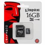 MEMORIEFLASH MICRO SD 16GB CLASSE 10