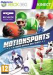 XBOX360 MOTIONSPORTS