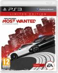 PS3 NEED FOR SPEED MOST WANTED LIM. ED.
