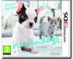3DS NINTENDOGS+CATS  BULLDOG+NEW FRIENDS