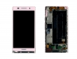 HUAWEI P6 LCD COMPLETO PINK