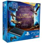 PS3 SLIM 12 GB+LIBRO DEGLI INCANTESIMI