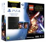 PS4 1TB + LEGO STAR WARS + FILM