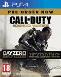 PS4 CALL OF DUTY ADVANCED WARFARE DAY ED