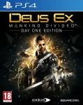 PS4 DEUS EX MANKIND DIVIDED DAYONE EDITI