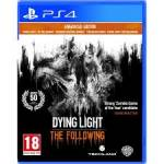 PS4 DYING LIGHT ENHANCED ED. THE FOLLOWI
