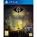 PS4 LITTLE NIGHTMARES + CD SOUNDTRACK