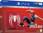 PS4 SLIM 1TB + SPIDERMAN LIMITED EDITION
