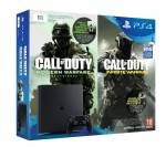 PS4 SLIM 1TB + CALL OF DUTY INFINITY WORFARE + M.W