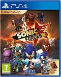 PS4 SONIC FORCES BONUS