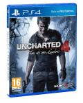 PS4 UNCHARTED 4 FINE DI UN LADRO
