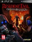 PS3 RESIDENT EVIL OPERATION ROCCOON CITY