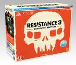 PS3 RESISTANCE 3 SURVIVOR EDITION
