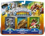 WII SKYLANDERS G. BATTLE P.GOLDEN CANNON