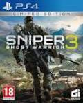 PS4 SNIPER GHOST WARRIOR 3 SEASON PASS