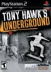 PS2 TONY HAWK S UNDERGROUND