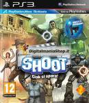 PS3 THE SHOOT CIAK SI SPARA