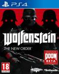 PS4 WOLFENSTEIN THE NEW ORDER DAY ONE ED