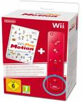 WII PLAY MOTION + WII PLUS ROSSO