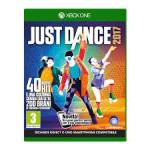 XBOXONE JUST DANCE 2017