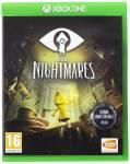 XBOXONE LITTLE NIGHTMARES + CD SOUNDTRACK
