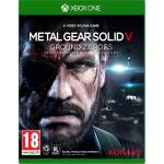 XBOXONE METAL GEAR SOLID V GROUND ZEROES