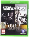XBOXONE RAINBOW SIX SIEGE GOLD SEASON PASS 2