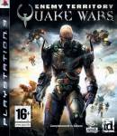 PS3 ENEMY TERRITORY QUAKE WARS