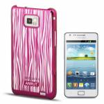 GALAXY S2 PLUS CUSTODIA RIGIDA PINK