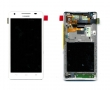 HUAWEI HONOR 3 LCD COMPLETO WHITE