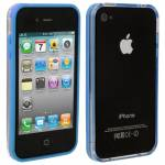 IPHONE 4 BUMPER ULTRASLIM BLU