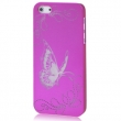 IPHONE 5 CASE BUTTERFLY ROSA