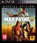 PS3 MAX PAYNE 3 COLLECTOR EDITION