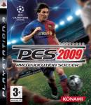 PS3 PES 09 PLATINUM