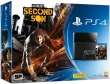 PS4 + INFAMOUS SECOND SON